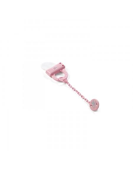 Anti-choking feeder Boho Pink