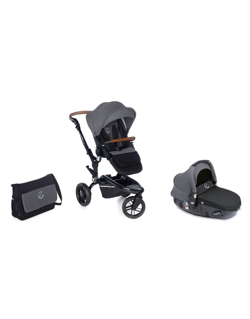Trider + MatrixLight 2 Jet Black