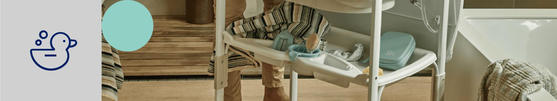 Baño bebé | Accesorios para el baño del bebé | Janéworld