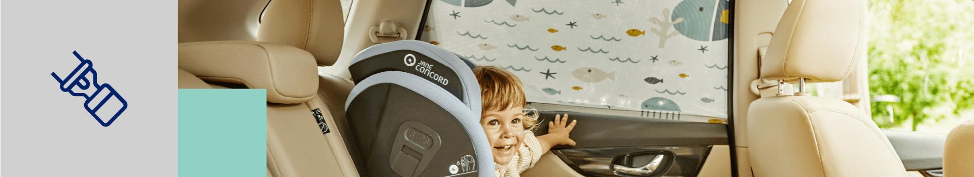 Accesorios para sillas de coche y viajes con bebés | Janéworld