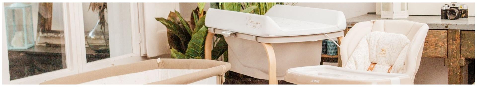 Mobiliario para habitación de bebé Nature Edition | Janéworld