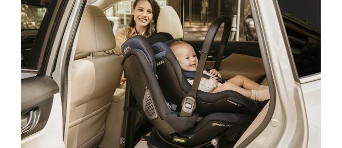 Nueva Jané Groowy: llega la silla del futuro de tu bebé